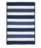 RugStudio presents Colonial Mills Portico PO59 Nautical Braided Area Rug